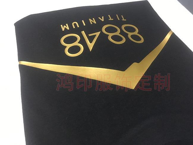 重庆捌捌肆捌科技在鸿印定制的T恤文化衫